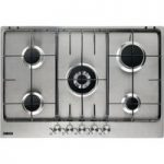 ZANUSSI ZGG75524XS Gas Hob – Stainless Steel, Stainless Steel