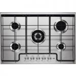 AEG HG745451SM Gas Hob – Stainless Steel, Stainless Steel