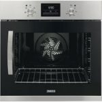 ZANUSSI ZOA35676XK Electric Oven – Black & Stainless Steel, Stainless Steel