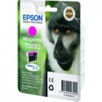 EPSON Monkey T0893 Magenta Ink Cartridge, Magenta