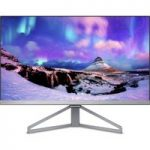 PHILIPS 245C7QJSB Full HD 23.8″ IPS LED Monitor – Silver & Black, Silver