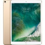 APPLE 10.5″ iPad Pro Cellular – 256 GB, Gold (2017), Gold