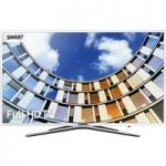 55″ SAMSUNG UE55M5510 Smart LED TV – White, White