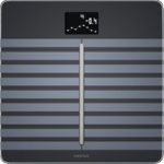 NOKIA Body Cardio WBS04 Heart Health & Body Composition Smart Scale – Black, Black