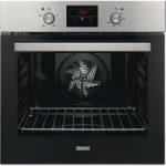 ZANUSSI ZOB35481XA Electric Oven – Stainless Steel, Stainless Steel