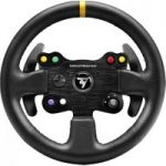 THRUSTMASTER TM Leather 28GT Wheel – Black, Black