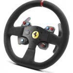 THRUSTMASTER Ferrari 599XX Evo 30 Alcantara Edition Wheel – Black, Black