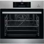 AEG SteamBake BPS352020M Electric Steam Oven – Stainless Steel, Stainless Steel