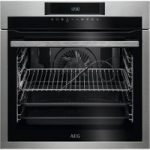 AEG BCS552020M Electric Oven – Stainless Steel, Stainless Steel