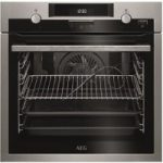 AEG BPS552020M Electric Oven – Stainless Steel, Stainless Steel