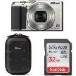 NIKON COOLPIX A900 Superzoom Compact Camera & Accessories Bundle