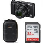 NIKON COOLPIX A900 Superzoom Compact Camera & Accessory Bundle