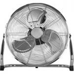 STATUS High Velocity 16″ Portable Fan – Chrome