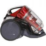 HOOVER Optimum KS51_OP2 Cylinder Bagless Vacuum Cleaner – Red & Black, Red