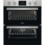 ZANUSSI ZOF35611XE Electric Double Oven – Stainless Steel and Black, Stainless Steel