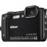 NIKON COOLPIX W300 Tough Compact Camera – Black, Black