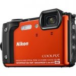 NIKON COOLPIX W300 Tough Compact Camera – Orange, Orange