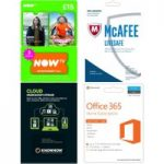 MICROSOFT Office Family Bundle with NOW TV