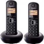 PANASONIC KX-TGB212EB Cordless Phone – Twin Handsets