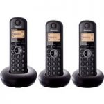 PANASONIC KX-TGB213EB Cordless Phone – Triple Handsets