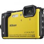 NIKON COOLPIX W300 Tough Compact Camera – Yellow, Yellow