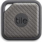 TILE Sport Bluetooth Tracker – Graphite, Graphite