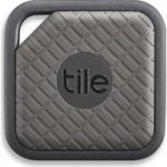 TILE Sport Bluetooth Tracker – Graphite, Pack of 2, Graphite