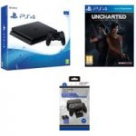 SONY PlayStation 4 Slim & Uncharted: The Lost Legacy & Docking Station Bundle – 1 TB