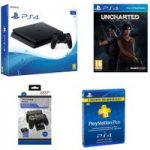 SONY PlayStation 4 Slim & Uncharted: The Lost Legacy & Accessory Bundle – 1 TB