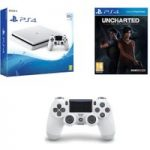 SONY PlayStation 4 Slim, Uncharted: The Lost Legacy & Controller Bundle – 500 GB