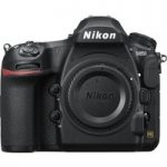 NIKON D850 DSLR Camera – Black, Body Only, Black