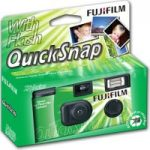 FUJIFILM QuickSnap 400 Speed Single Use Camera