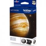 BROTHER LC1240 Black Ink Cartridge, Black