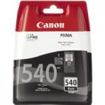 CANON PG-540 Black Ink Cartridge, Black