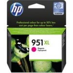 HP 951XL Magenta Ink Cartridge, Magenta