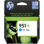 HP 951XL Cyan Ink Cartridge, Cyan