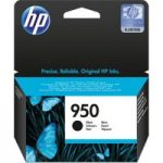 HP 950 Black Ink Cartridge, Black