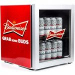 HUSKY EL202 Budweiser Drinks Cooler – Red, Red