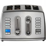 CUISINART CPT445U 4-Slice Toaster – Stainless Steel, Stainless Steel