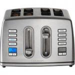 CUISINART CPT445U 4-Slice Toaster – Stainless Steel, Stainless Steel