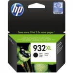 HP 932XL Black Ink Cartridge, Black