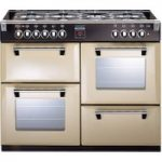 STOVES Richmond 1000DTF Dual Fuel Range Cooker – Champagne