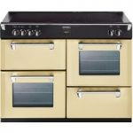 STOVES Richmond 1000Ei Electric Induction Range Cooker – Champagne