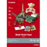 CANON A3 MP-101 Photo Paper – 40 Sheets