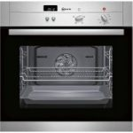 NEFF B12S32N3GB Electric Oven – Stainless Steel, Stainless Steel