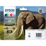 EPSON T2428 6-colour Ink Cartridges – Multipack
