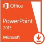 MICROSOFT Powerpoint 2013 – Not for commercial use