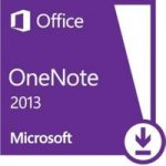 MICROSOFT OneNote 2013 – Not for Commercial use