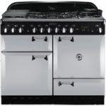 RANGEMASTER Elan 110 Dual Fuel Range Cooker – Royal Pearl