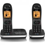 BT 7610 Cordless Phone with Answering Machine – Twin Handsets
